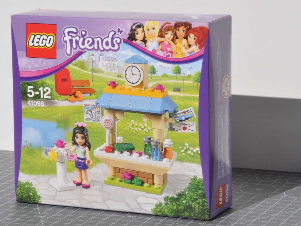 Lego® 5 x Fliese 1x4 medium blau NEU 2431