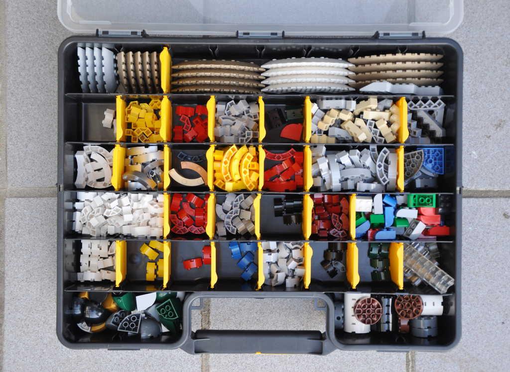 Aldi Sortierkasten Im Handel LEGO Bei 1000steinede